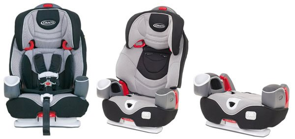 Graco Nautilus 3-in-1 Car Seat Review - Baby Excellent