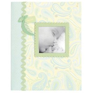 CR Gibson Bound Keepsake Memory Book of Babys First 5 Years