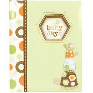 Carters Bound Keepsake Memory Book of Babys First 5 Years