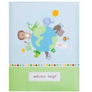Pepperpot Baby Record Book