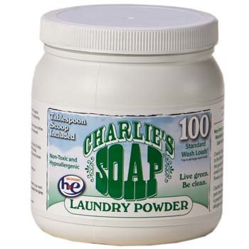 Charlies Soap Powder
