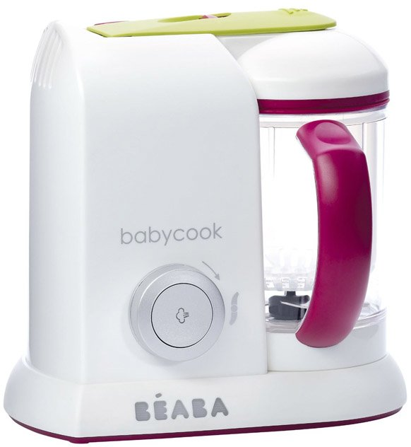 Beaba Babycook Pro Baby Food Processor and Steamer
