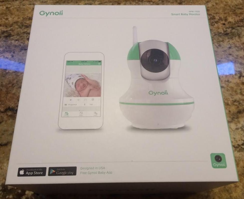 gynoii gpw 1025 wifi video baby monitor review. Black Bedroom Furniture Sets. Home Design Ideas