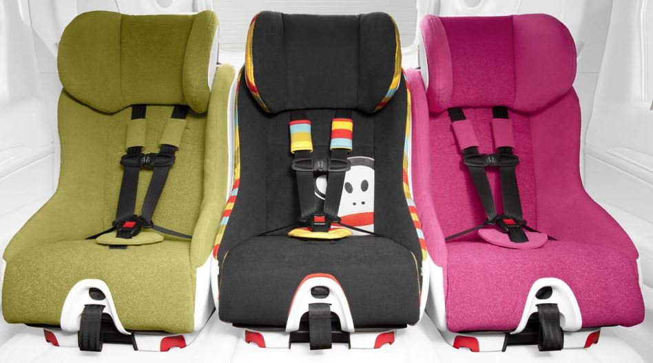 Clek Foonf 2016 Convertible Car Seat