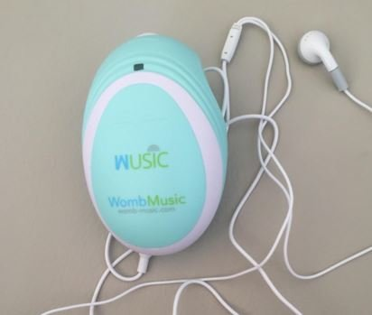 Wusic Womb Music Heartbeat Baby Monitor